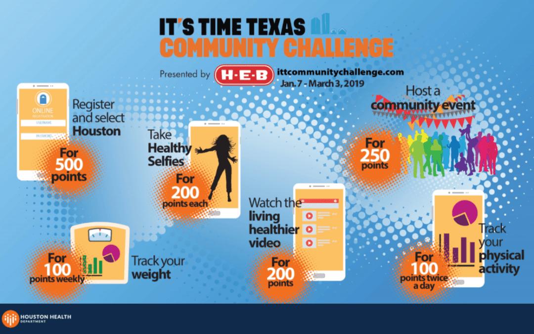 It's Time Texas! Let's Go Healthy Houston …