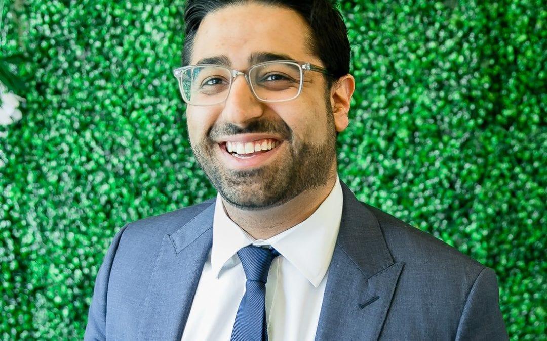 Meet the Team: Shiroy Aspandiar, Co-Founder & Board Chair
