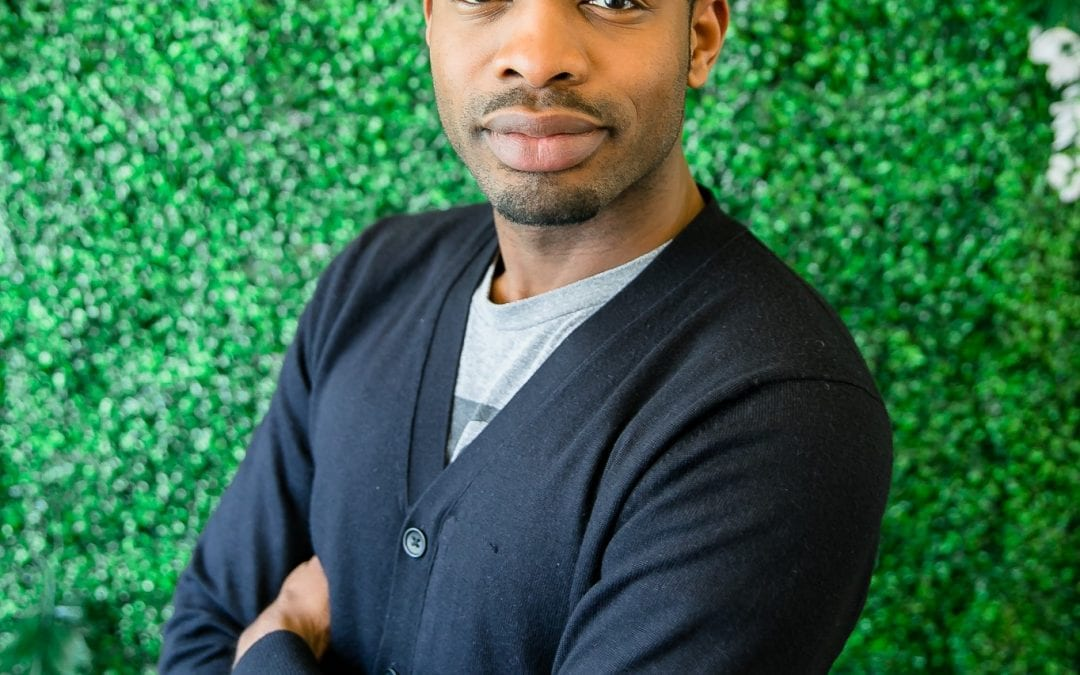 Meet the Launch Team: Jaison Oliver