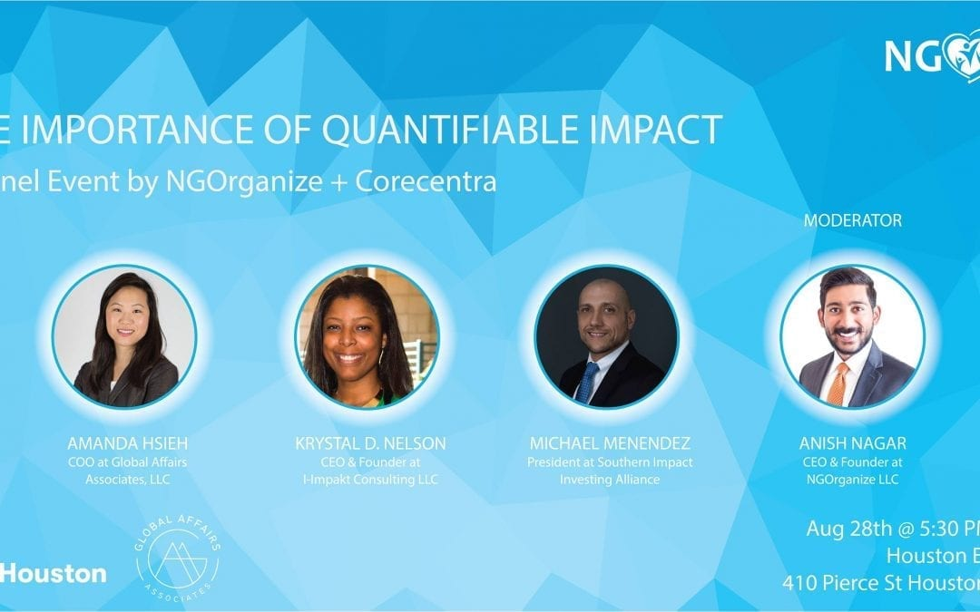 The Importance of Quantifiable Impact