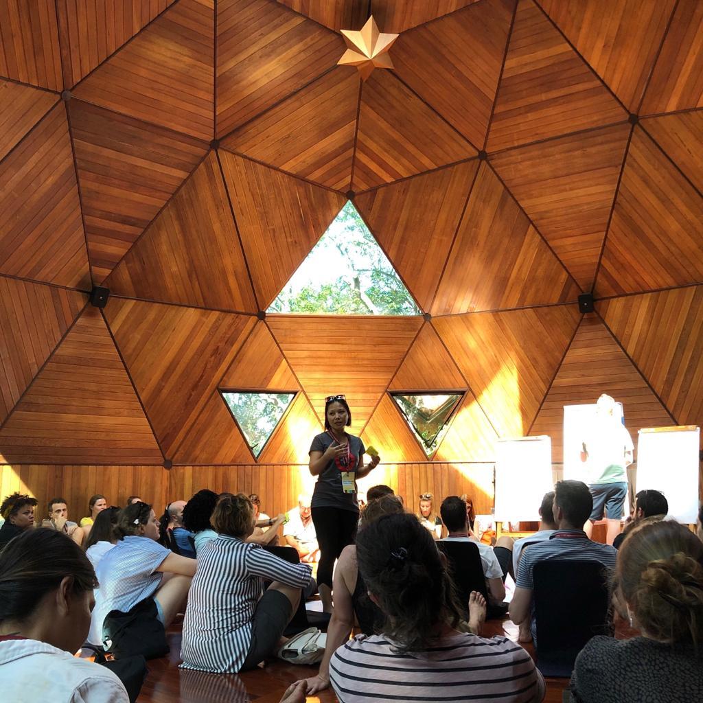 Impact Hub Global Gathering - Grace Rodriguez from Houston