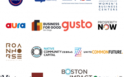We Proudly Support CARES Act Aid to Underserved Businesses through the Page 30 Coalition
