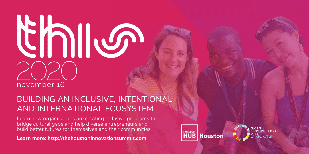 Building an Intentional, Inclusive and International Ecosystem