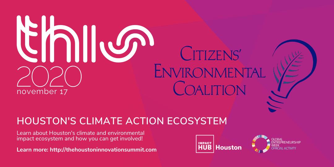 Houston's Climate Action Ecosystem